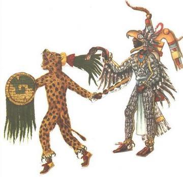 The teachings of Don Juan Matus  - Page 4 Jaguarandeagle